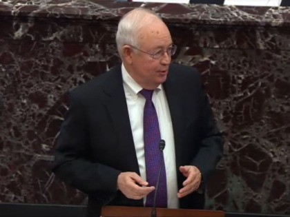 Kenneth Starr (Senate TV / Getty)