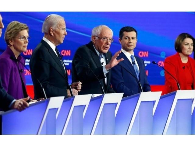 Klobuchar, Sanders, Warren