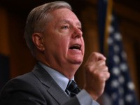 Lindsey Graham Berated by Amy Coney Barrett Critics at Airport