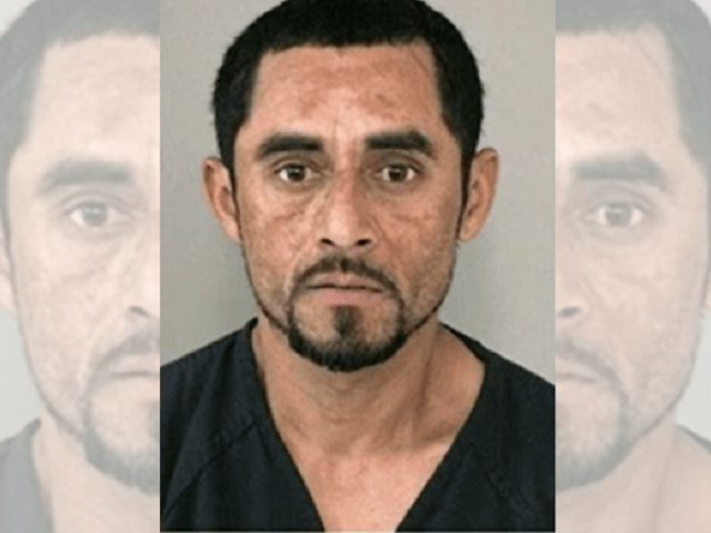 Mugshot of Marlan Zavala, a 40-year-old previously deported Honduran criminal alien charged in a fatal hit-and-run accident that left an 81-year-old Texas woman dead. (Photo: Fort Bend County Sheriff's Office)