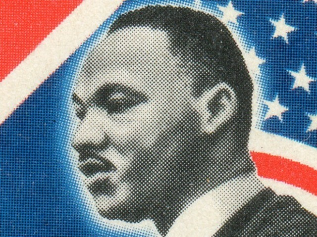 Martin Luther King Jr. (U.S. Dept. of State / Flickr / CC / Cropped)