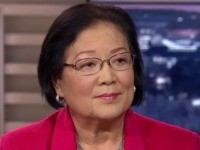 "Sunday on MSNBC's ""Kasie DC,"" Sen. Mazie Hirono (D-HI) weighed in on the upcoming impeachment trial against President Donald Trump in the Senate."