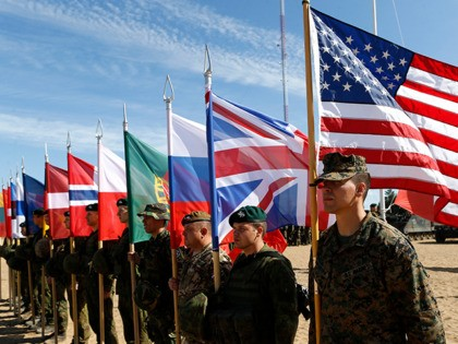Pinkerton: Would Expanding NATO Bring Peace and Fewer U.S. Troops in the Middle East?