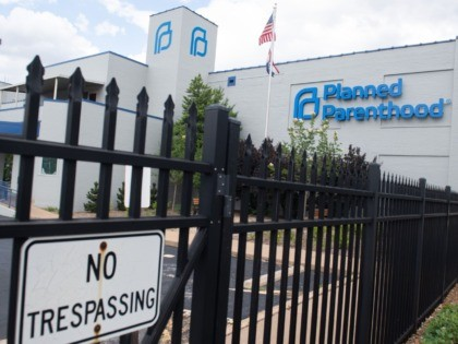 The outside of the Planned Parenthood Reproductive Health Services Center is seen in St. Louis, Missouri, May 30, 2019, the last location in the state performing abortions. - A US court weighed the fate of the last abortion clinic in Missouri on May 30, with the state hours away from …