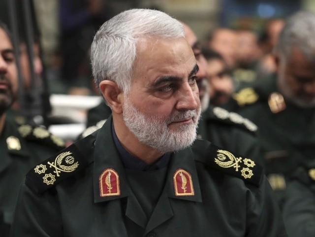 Qassem Soleimani (Associated Press)