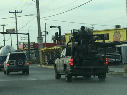 Reynosa Murder