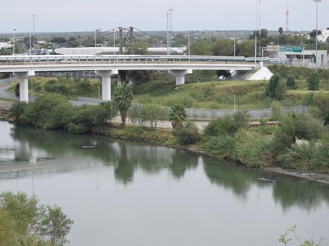 International bridge at Roma, Texas. (Photo: Bob Price/Breitbart Texas)