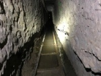A Multi-agency federal task force found the longest-yet tunnel under the California-Mexico border. (Photo: Drug Enforcement Administration)