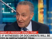 Schumer: 'I Tend to Believe Parnas' When He Says He Knew Trump