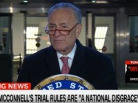 Schumer: 'We Will Be Debating Witnesses and Documents on the Floor' Tomorrow