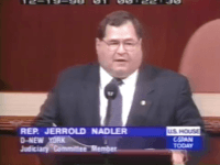 Jerry Nadler 1998 (Screenshot / C-SPAN)