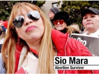 Abortion Survivor Conceived in Rape: 'God Spared My Life'