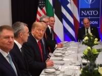 Trump NATO (Nicholas Kamm / AFP / Getty)