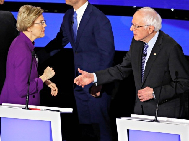 Sanders appeals more to women after the Warren flap