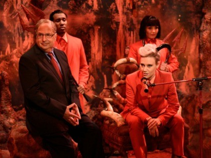 'Saturday Night Live' Sends Alan Dershowitz to Hell Ahead of Trump Impeachment Defense