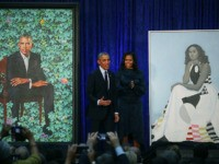 Obama Portraits to Tour the Country in 2021
