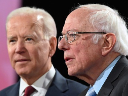 Bernie Sanders Leads Joe Biden in Post-Debate Poll