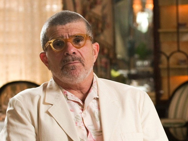 David Mamet poses for a portrait in New York, Monday, June 21, 2010. (AP Photo/Charles Sykes)