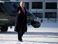 Trump at Davos: America Is Experiencing 'Blue-Collar Boom'