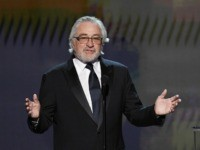 Robert De Niro Takes Aim at Donald Trump During SAG-AFTRA Awards