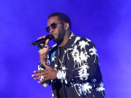 VIRGINIA BEACH, VIRGINIA - APRIL 27: Diddy performs onstage at SOMETHING IN THE WATER - Day 2 on April 27, 2019 in Virginia Beach City. (Photo by Brian Ach/Getty Images for Something in the Water)