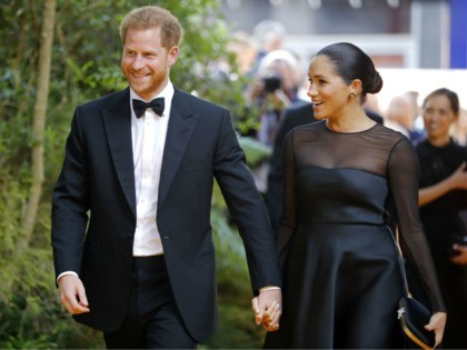 Netflix Content Boss Wants to Strike Obama-Like Deal with Harry and Meghan Markle
