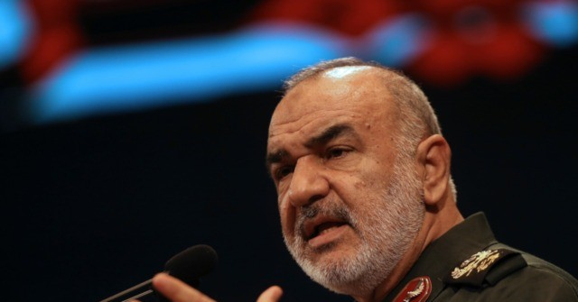 Iran General Salami: 'Hard, Firm... Regrettable' Strikes Due Against U.S.