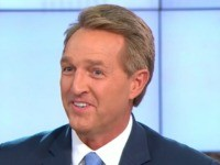 Jeff Flake: 'Difficult' for GOP Lawmakers to Speak Out Against Trump