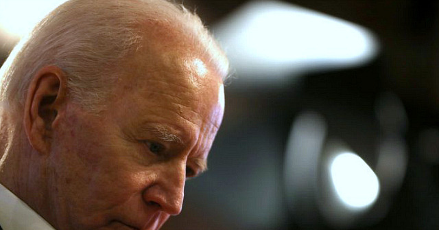 Breitbart Joe Biden Has Less Cash Ahead of Early Nominating Contests Than Top Rivals thumbnail