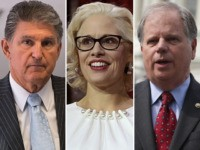 Impeachment Report: Dems Manchin, Jones, Sinema May Vote to Acquit