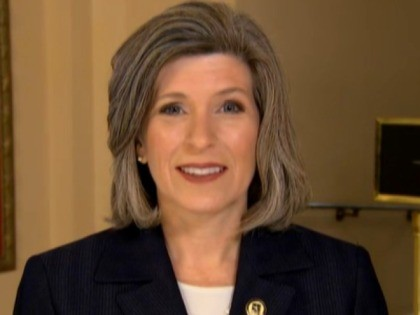Ernst: We'll Stop 'Radical' Judicial Nominees if GOP Holds Majority in Senate