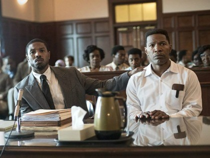 Warner Bros. Makes Jamie Foxx Movie 'Just Mercy' Free Amid George Floyd Protests