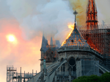 Notre Dame Renovation Boss Warns Cathedral May Still Collapse