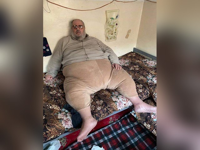 Obese Islamic State 'Mufti' Arrested by Iraqi SWAT