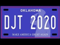 Oklahoma Senators Propose MAGA License Plates to Benefit Veterans