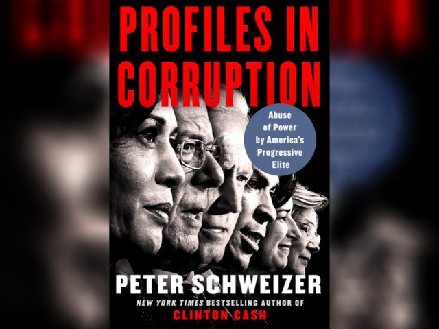 'Profiles in Corruption' to Debut at #2 on New York Times Bestseller List