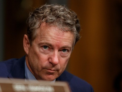 Rand Paul: Trump Children Should Sue Schumer for 'Defamation'