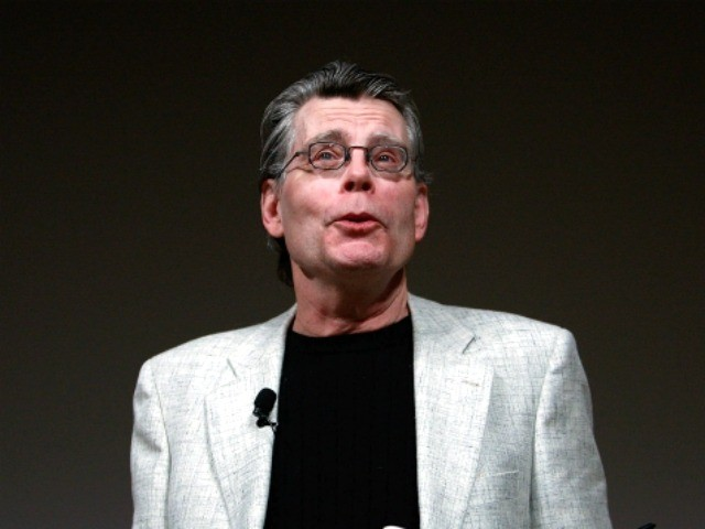 NEW YORK- FEBRUARY 09 Author Stephen King reads from his new novella