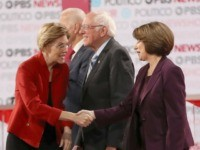Nolte: New York Times Mocked for Warren-Klobuchar Endorsement