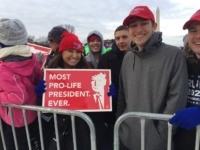 Watch: Thousands of Pro-Life Supporters Gather on National Mall for Annual March for Life, Including President Trump