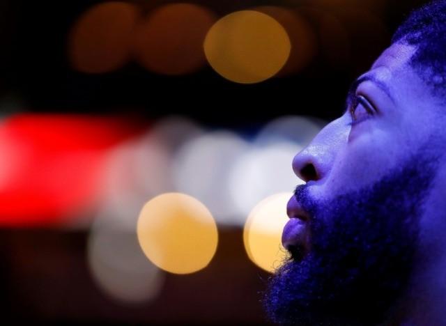 James Triple Double Propels Lakers Past Pistons Breitbart