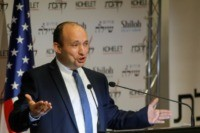 Israeli Defence Minister Naftali Bennett wants to boost the number of Jewish settlers in the occupied West Bank to one million in a decade from around 400,000 now