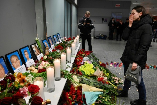 US believes Iran military accidentally shot down Ukraine airliner