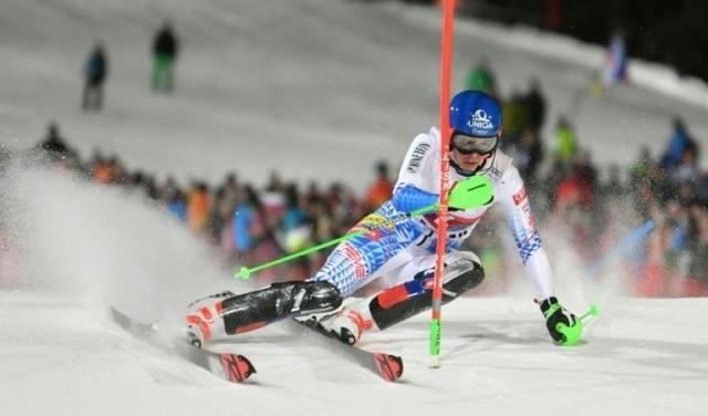 Vlhova leads Shiffrin after Flachau slalom first run ...