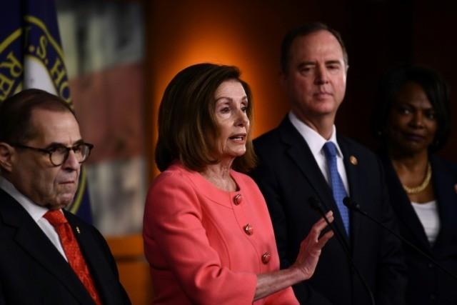 Democrats name prosecutors for Trump impeachment trial