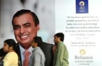 India's Reliance claims record quarterly profits