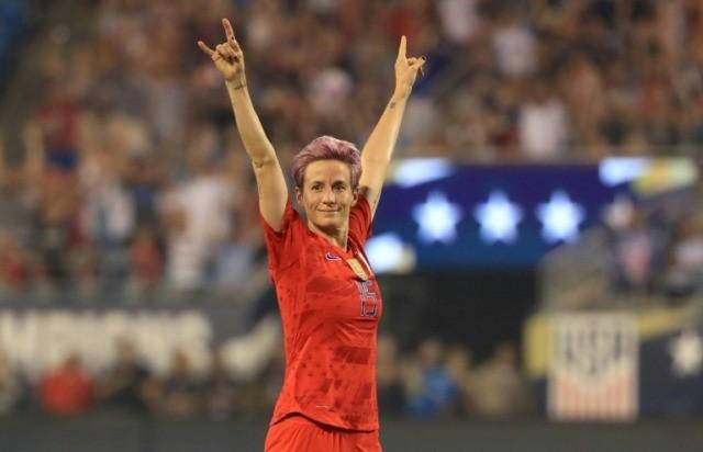 US Women's World Cup champs seek berth at Tokyo Olympics