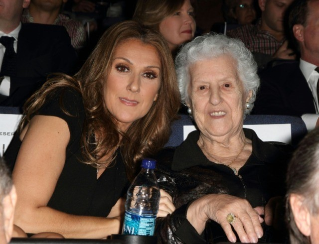 Celine Dion's Mother, Therese, Dead in 92