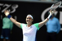 Tunisia's Jabeur becomes first Arab woman to reach Slam quarters