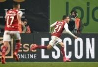 Last-gasp winner sees Braga down Porto to win Portuguese League Cup